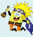 Spongebob No Jutsu