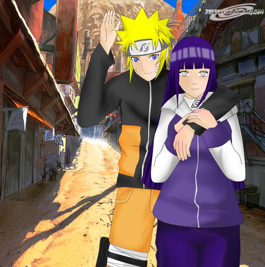 Nomilup: Naruto Hinata Love