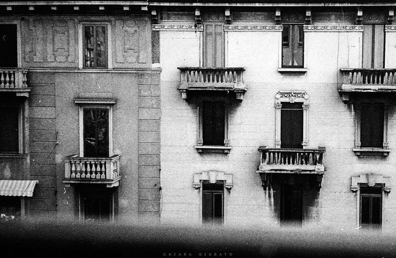Windows and balconies by everypathtonowhere