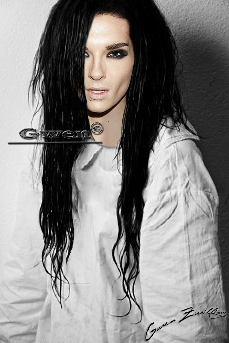 Asylum, Bill Kaulitz by GwenGC