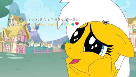 Sneak Peek! Golden Dash in the future! by RainbowDeathFanXx