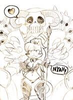 Kitty...background story... by chochi