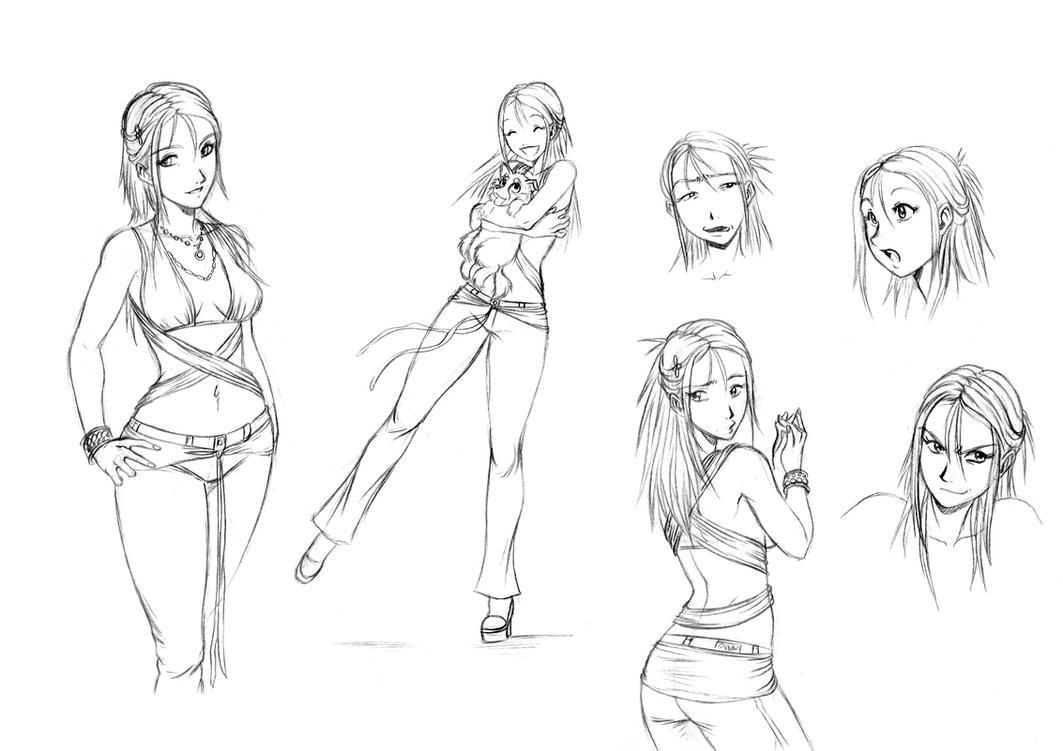 Reyected designs 4 by chochi