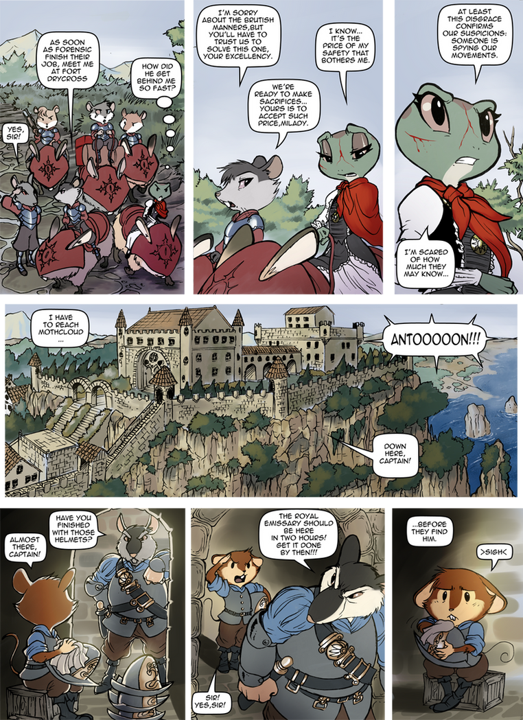 Beatriz Overseer page 14 by chochi