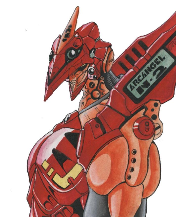 robot by chochi