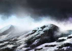 Mountain thingy by chochi