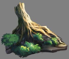 Ping Tree by chochi