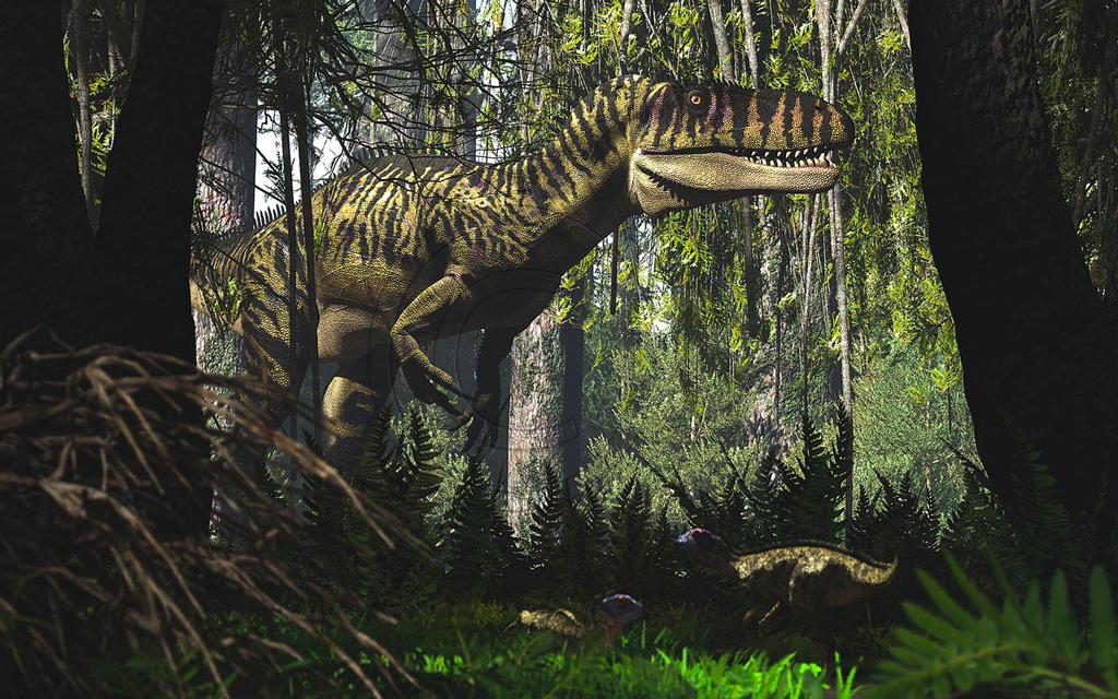 Torvosaurus Torvosaurus and fruitadens by | 1024 x 640 jpeg 270kB
