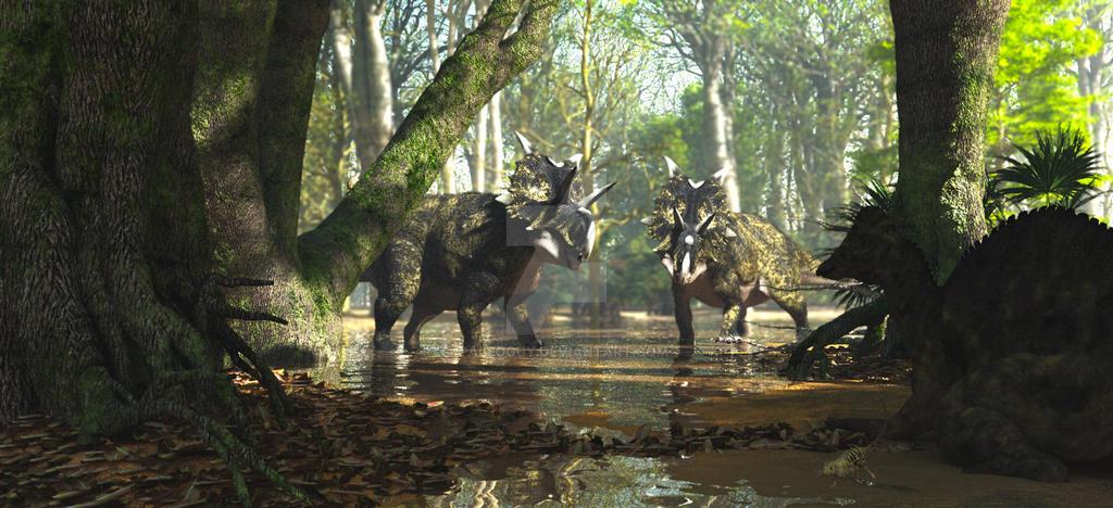Xenoceratops Size
