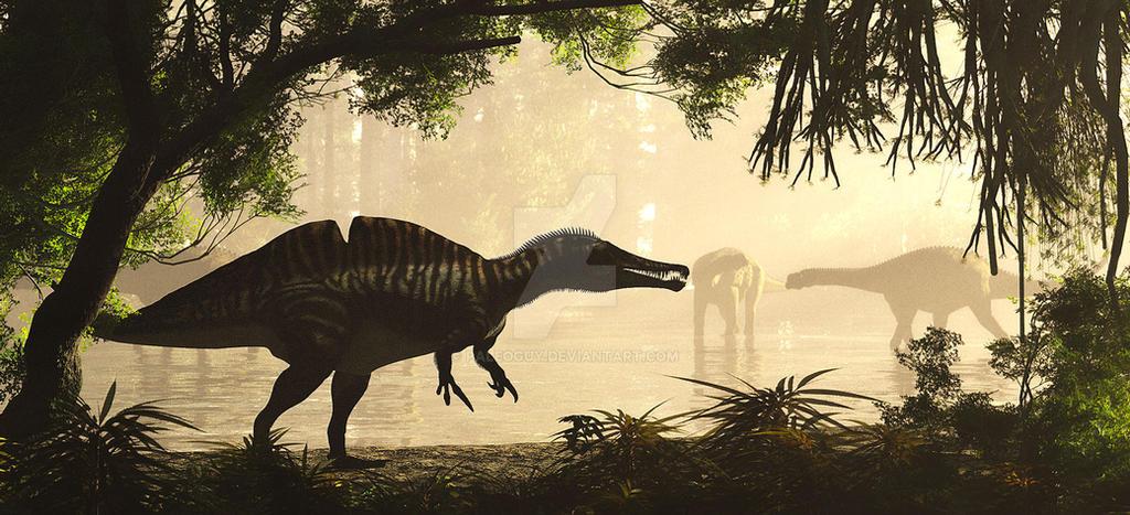 Ichthyovenator by PaleoGuy