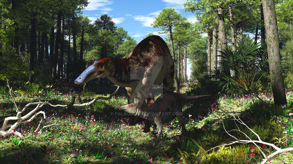 Anatotitan by PaleoGuy