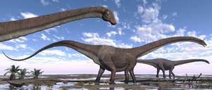 Seismosaurus Othnielosaurus