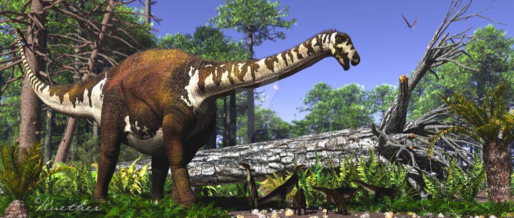 Limaysaurus by PaleoGuy