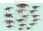 North American Hadrosaurs