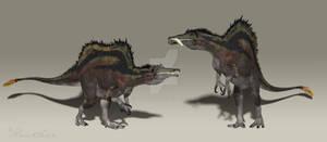 Spinosaurus extremus