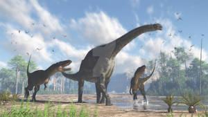 Cetiosaurus, Eustreptospondylus