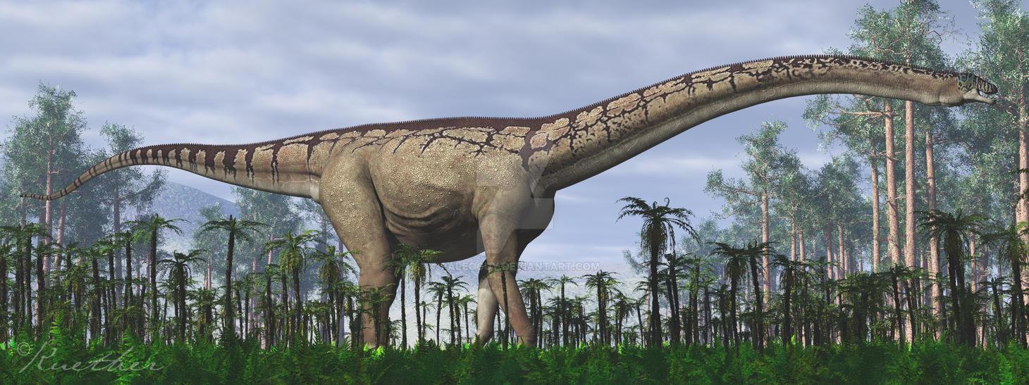 Futalognkosaurus by PaleoGuy