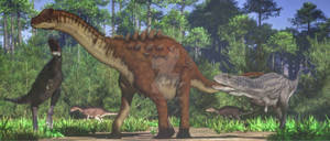 Late Cretaceous Europe