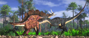 Hesperosaurus, Marshosaurus