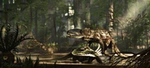 Postosuchus, Desmatosuchus