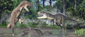 Daspletosaurus, Gorgosaurus