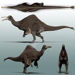 Deinocheirus updated after Hartman