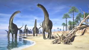Alamosaurus: The Repatriation of North America