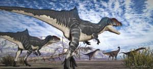 Concavenator, Aragosaurus