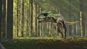 Carcharodontosaurus 2016 by PaleoGuy