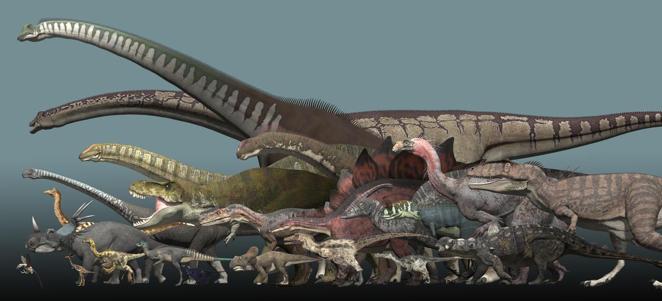 Happy Dinovember! by PaleoGuy