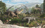Cloverly Formation Fauna