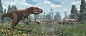 Wahweap Formation Fauna