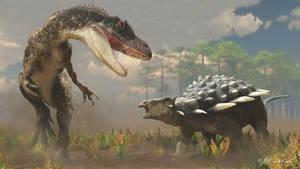 Marshosaurus Gargoyleosaurus