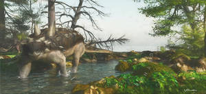 Euoplocephalus (Scolosaurus)
