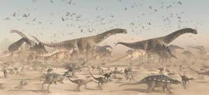Morrison Migration: Jurassic Serengeti
