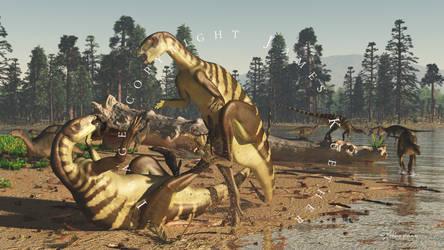 Galleonosaurus 2 by PaleoGuy
