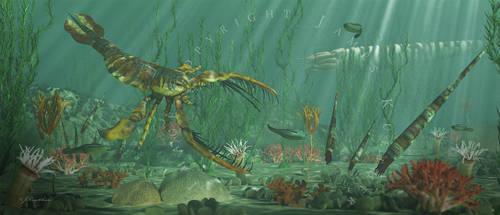 Life on Earth: Ordovician Sea