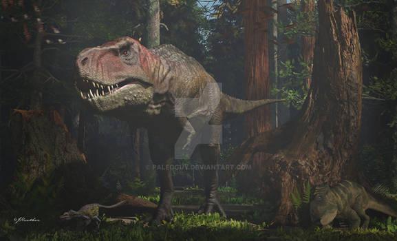 Tyrannosaurus 2020_2