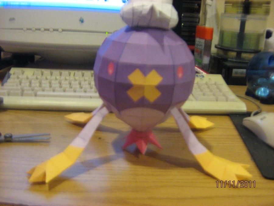 Drifblim papercraft by NinjaKirby144