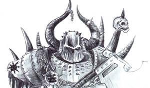 Warrior of Khorne