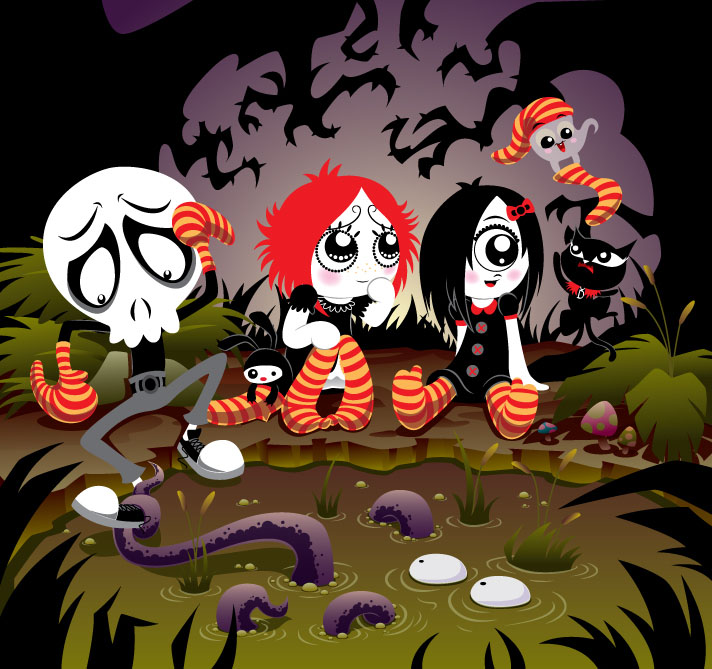 And thought. Ruby gloom sex pictures your