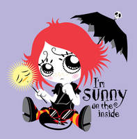 Ruby Gloom- Sunny Inside by MHSU
