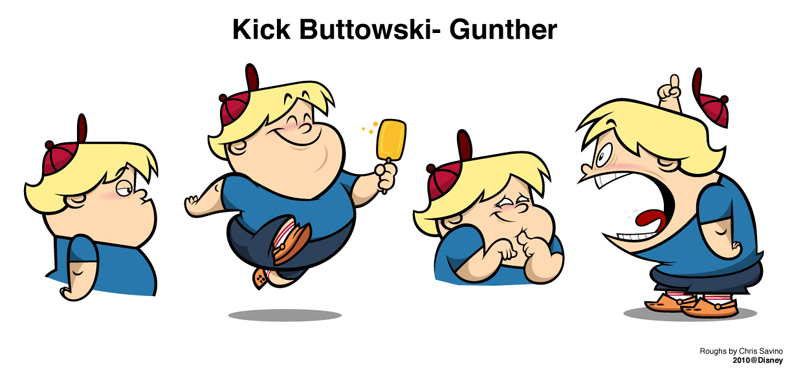 Kick Buttowski Suburban Daredevil  Characters  TV Tropes