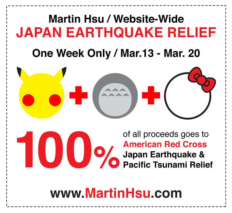 Japan Earthquake Relief by MHSU
