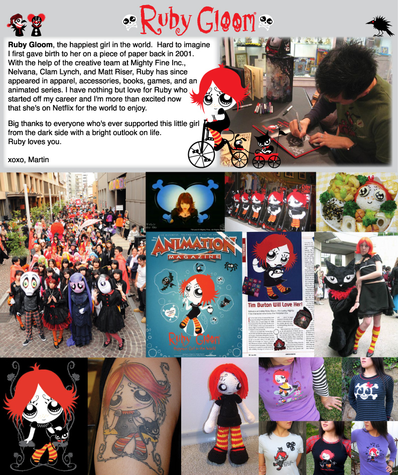 Image Misery Ruby Gloom Chronicles Wiki