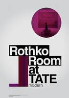 Rothko Room poster by KarolisKJ