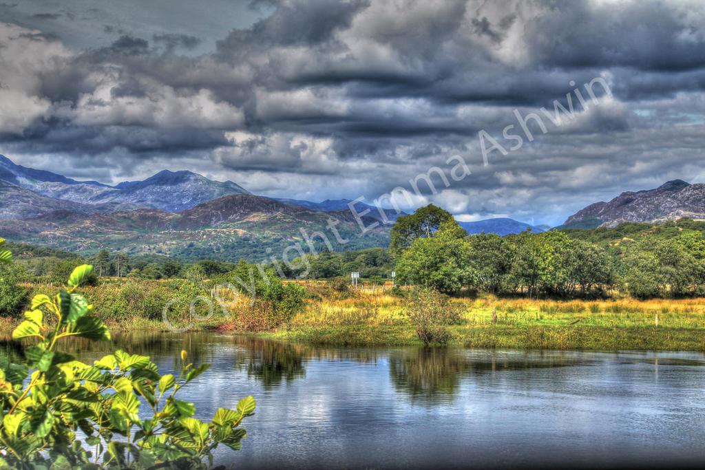 Wales Landscape by emmaashwin