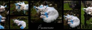 FOR SALE: White Dragon Dog Soft Mount