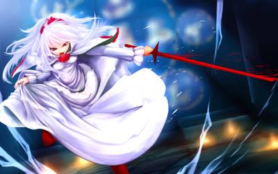 Fennel (Momodora: Reverie Under the Moonlight) by cttjing