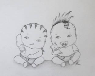 Baby Kauls by Gothvm